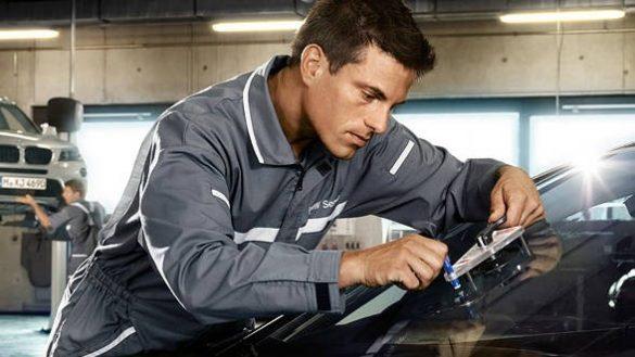BMW Service, Kleinschadenreparatur