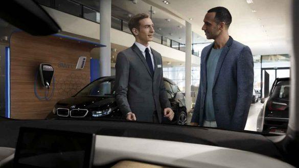 BMW i Services