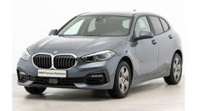 BMW 118i 5-Türer F40